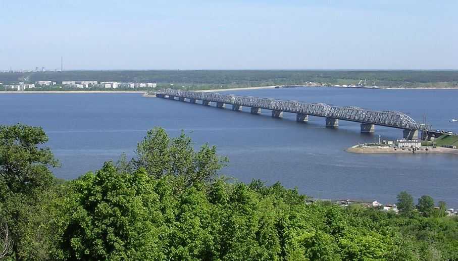 Fiume Volga
