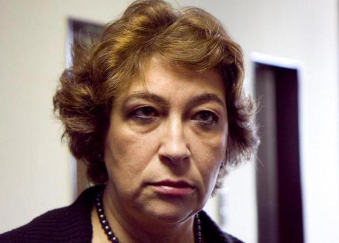 Biografia di Evgenia Albats