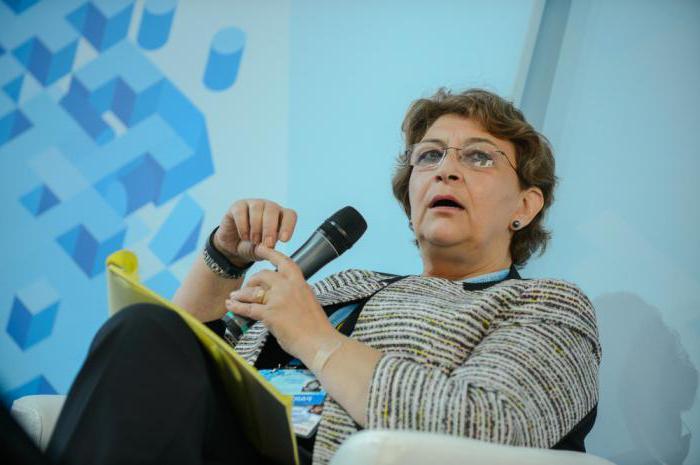 Redattore capo Evgenia Albats