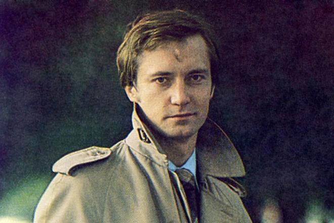Актьорът Евгений Герасимов