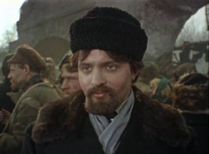 biografia dell'attore Yevgeny Lazarev