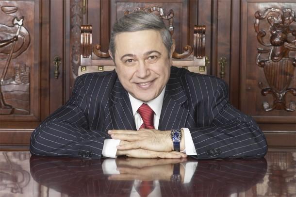 biografija Jevgenija Petrosjana