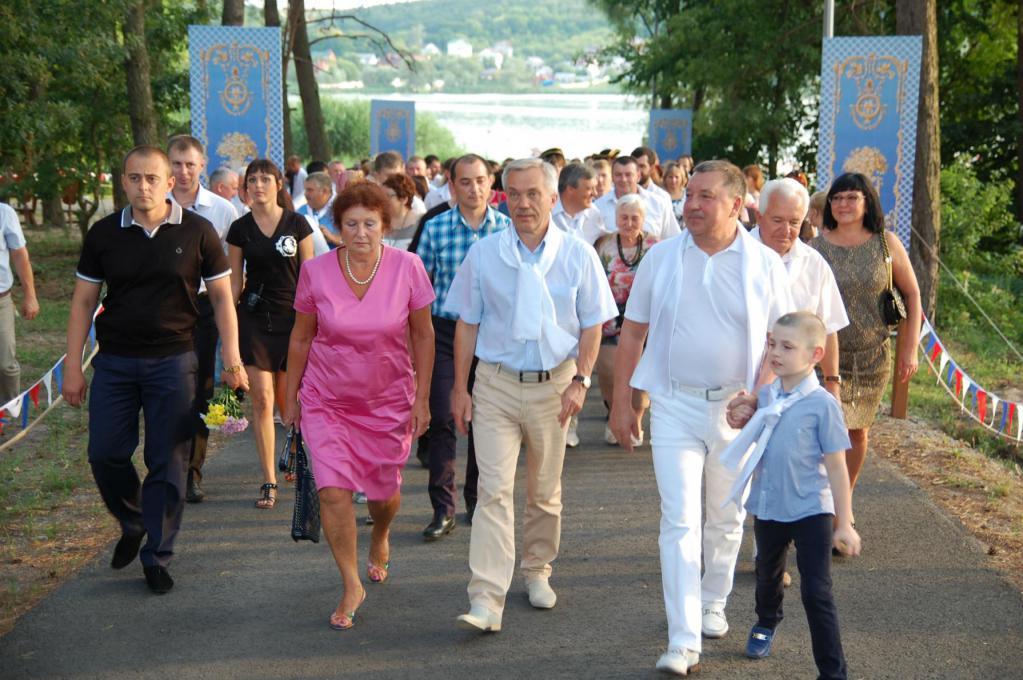 Евгени Савченко и съпругата му