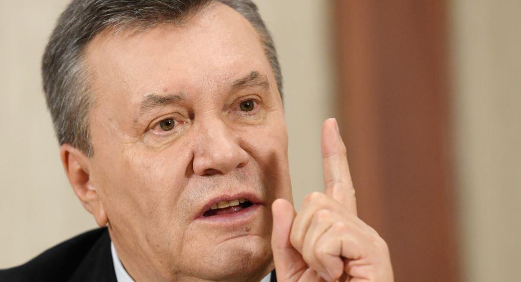 Fotografija Viktorja Janukoviča