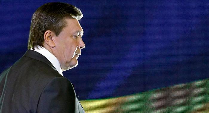 Viktor Janukovič, nekdanji predsednik