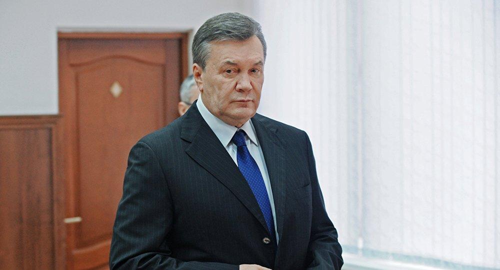 Janukovič Viktor Fedorovich