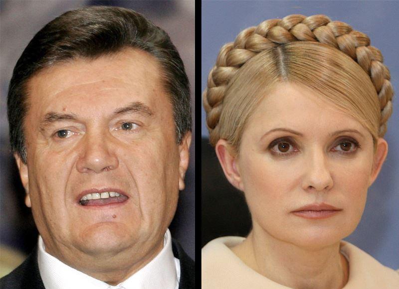 Žena Victorja Janukoviča
