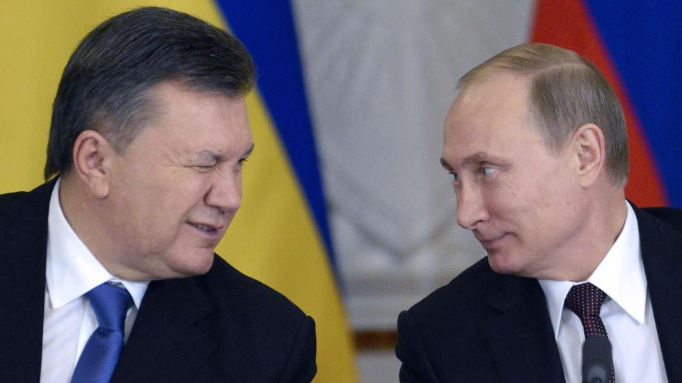 otrok Viktorja Janukoviča