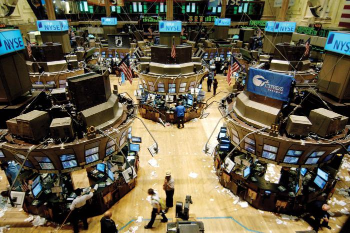 берза као институција на тржишту хартија од вредности