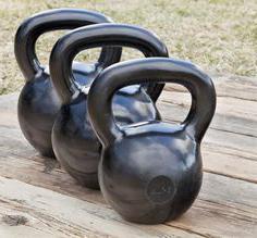 esercitare con pesi