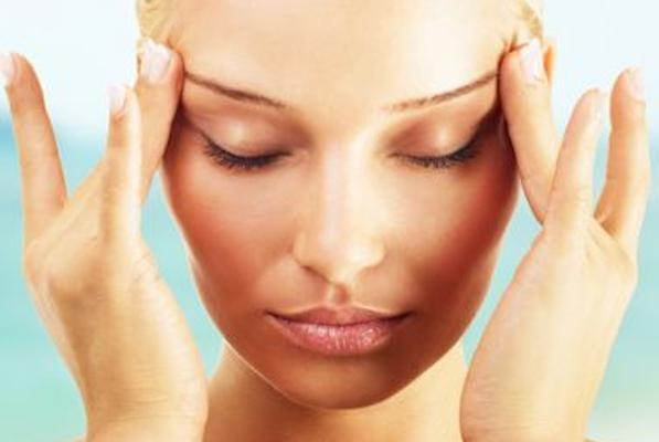 упражнения за мускули на лицето