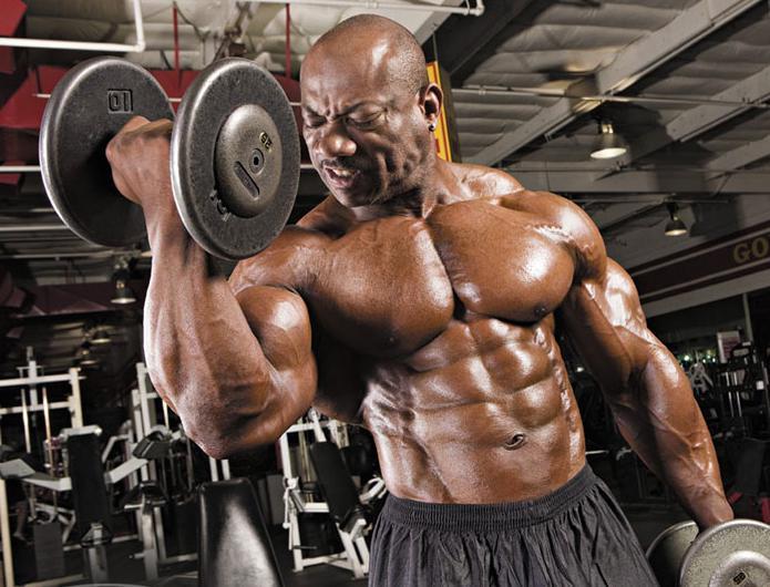 zestaw ćwiczeń na siłowni
