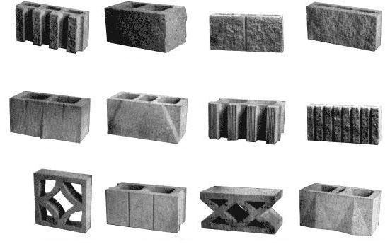 Case di blocchi di argilla espansa