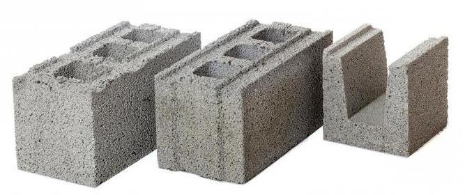 Dimensioni e prezzo dei blocchi di argilla espansa