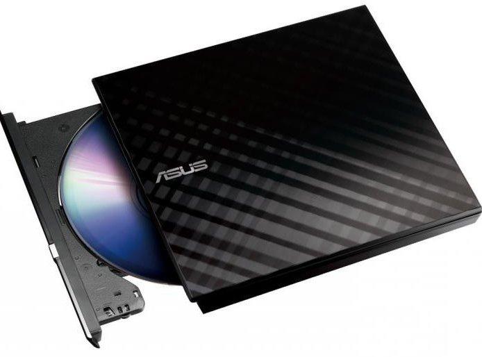 външно DVD устройство