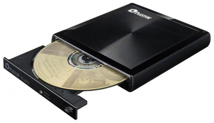 външен DVD диск