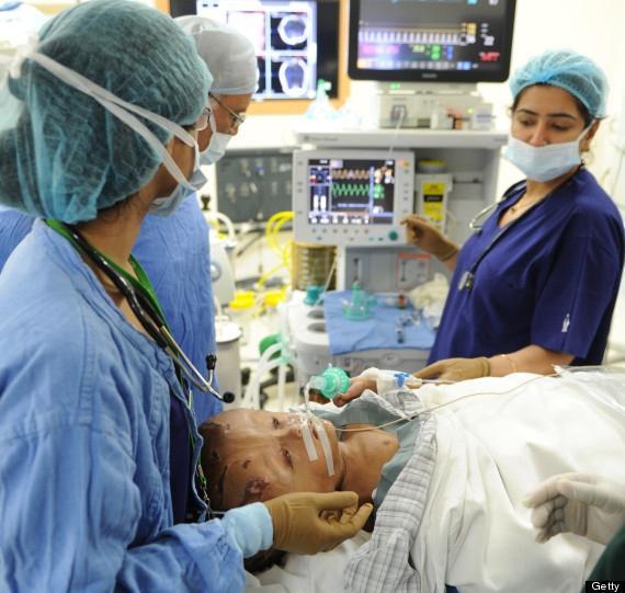 Zdravljenje zunanjih nadomestnih hidrocefalusov
