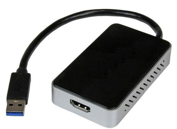 външна USB видео карта