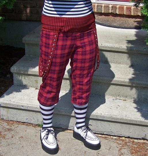 Pantaloni da uomo stretti