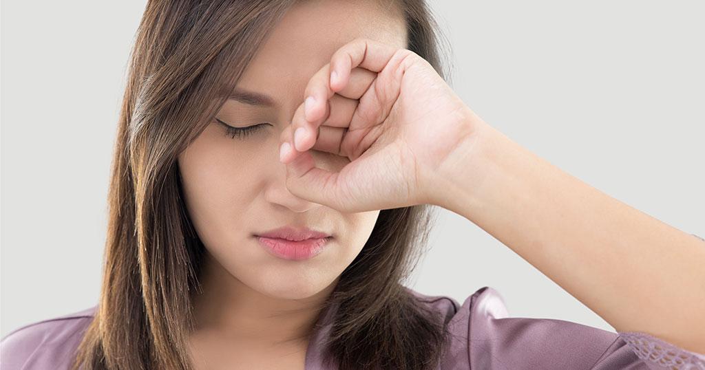 alergia na powieki