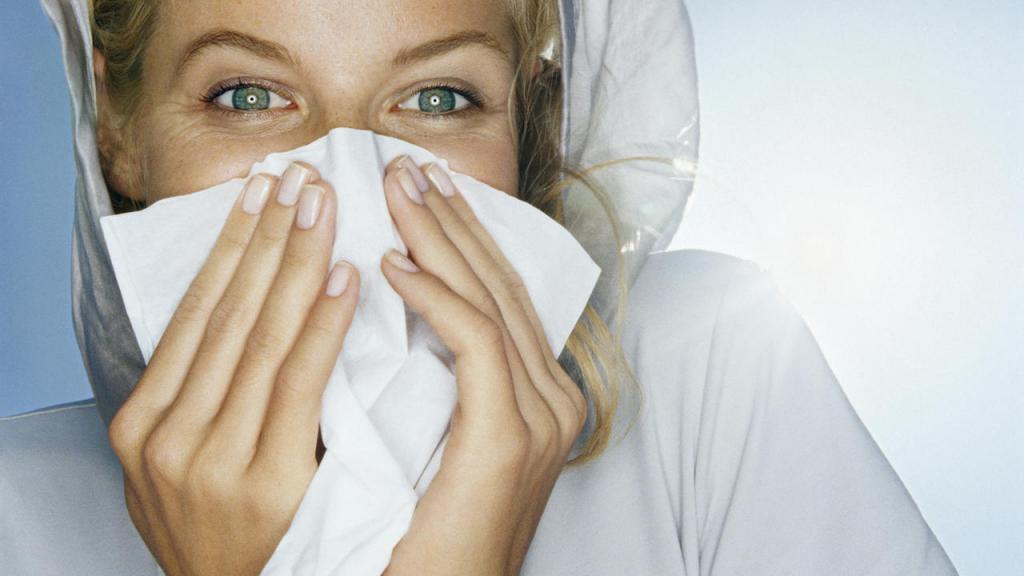 alergia oka i katar