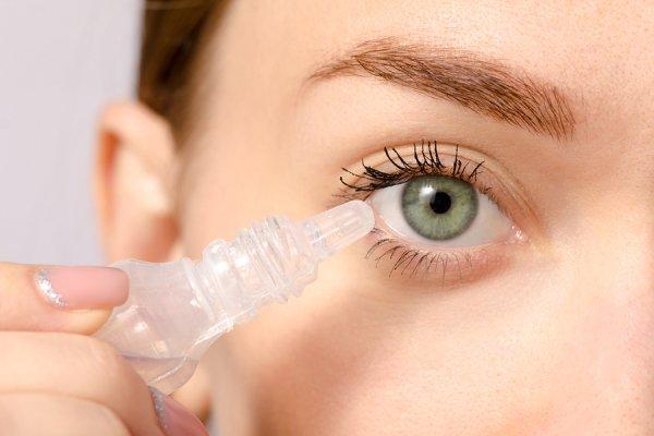 Leczenie alergii oka