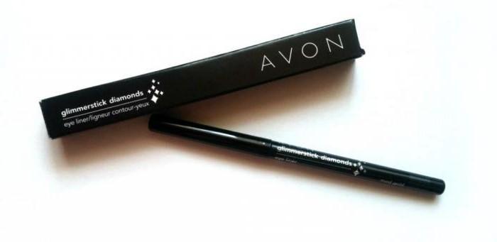 eyeliner avon glimmerstick diamonds