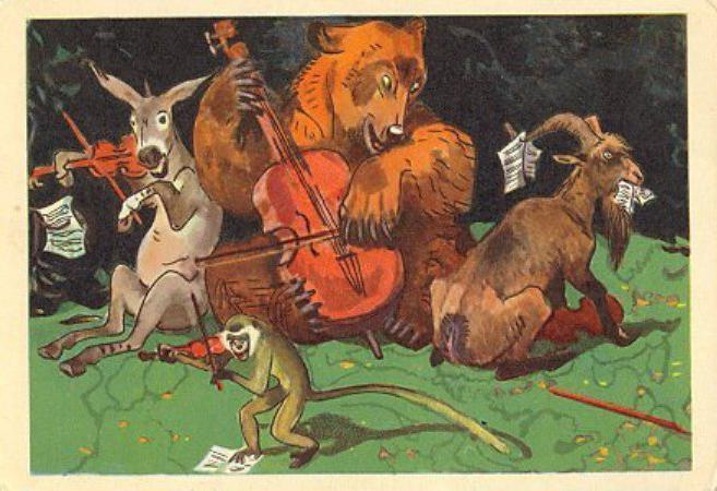 favola Krylov Quartet