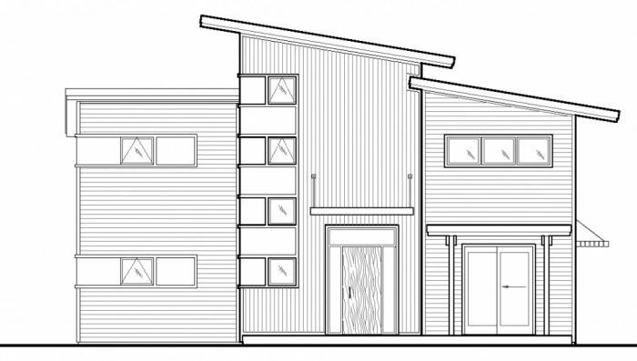 crtanje fasada zgrada