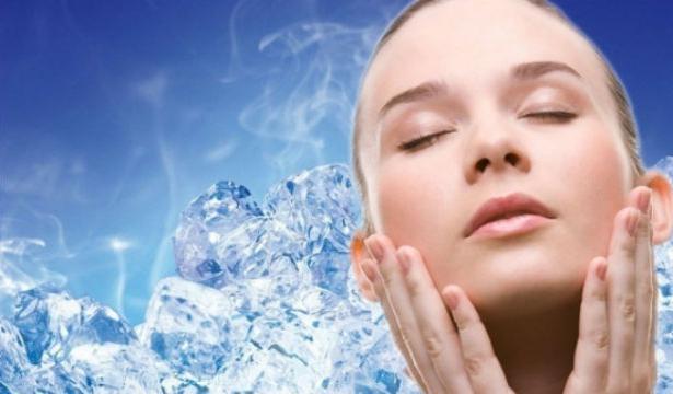 Крио масажа лица са течним азотом