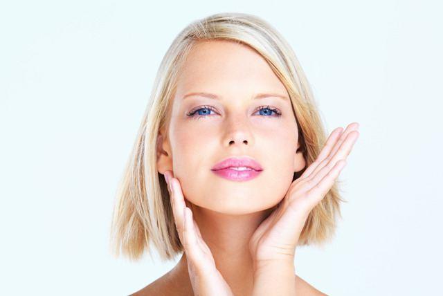 jak dělat masáž obličeje