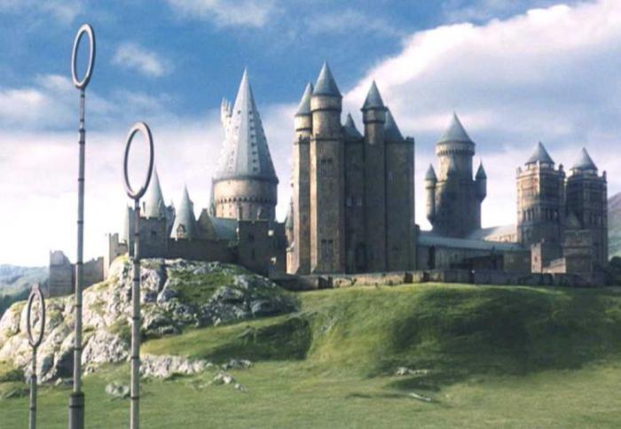 Харри Поттер факултети у Хогвартсу