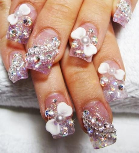 unghie finte