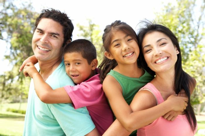 ролята на семейството във формирането на личността