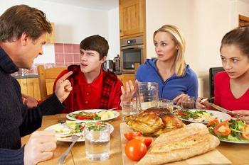 породични односи и деца