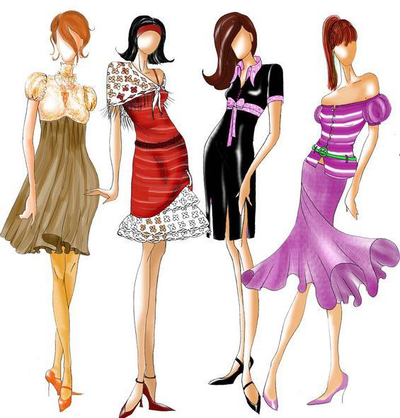 moda i styl dla dziewczynek