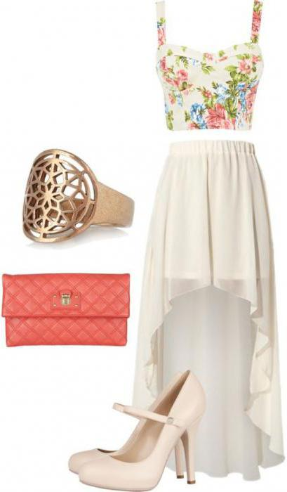 шифонске подне сукње