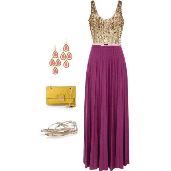 женска љетна сукња