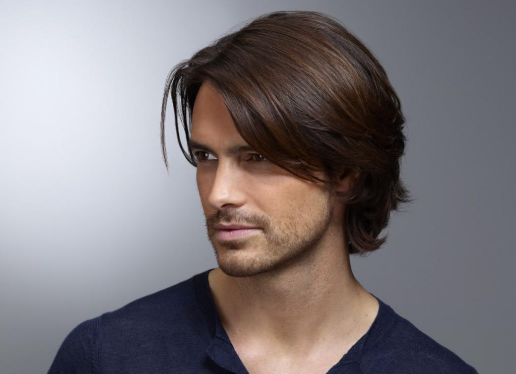 Modne Długie Fryzury Męskie Zdjęcia I Opisy Stylowych Fryzur
