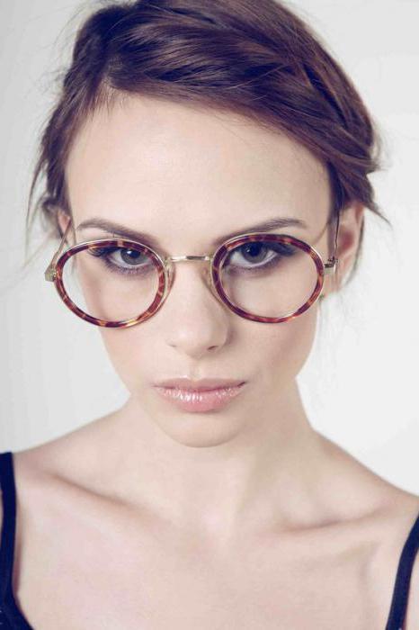 okulary mody damskiej