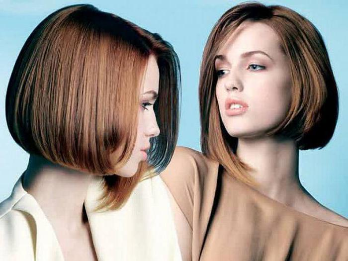 tagli di capelli femminili alla moda di media lunghezza