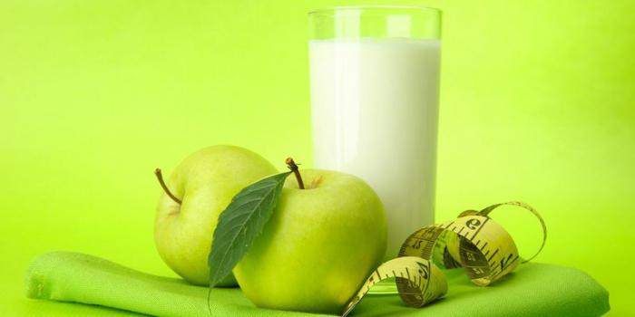 Giorni di digiuno sulle mele