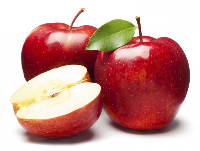 Giorno di digiuno sulle mele - risultati