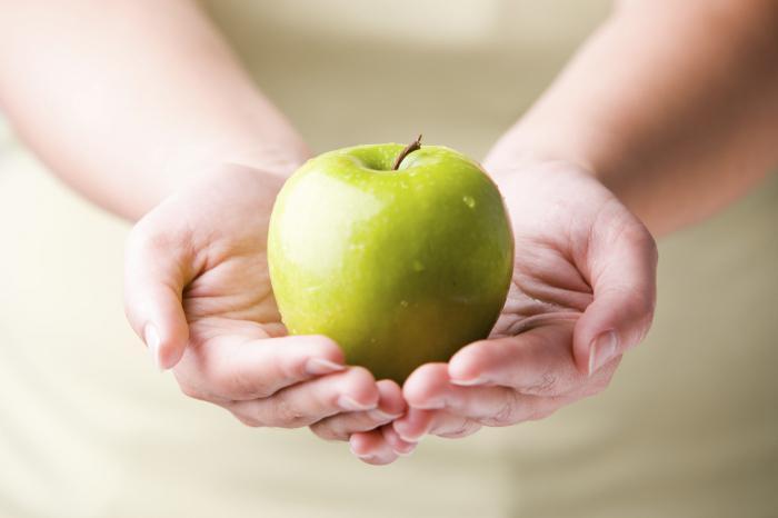 Giorno di digiuno sulle mele: quanto puoi lanciare