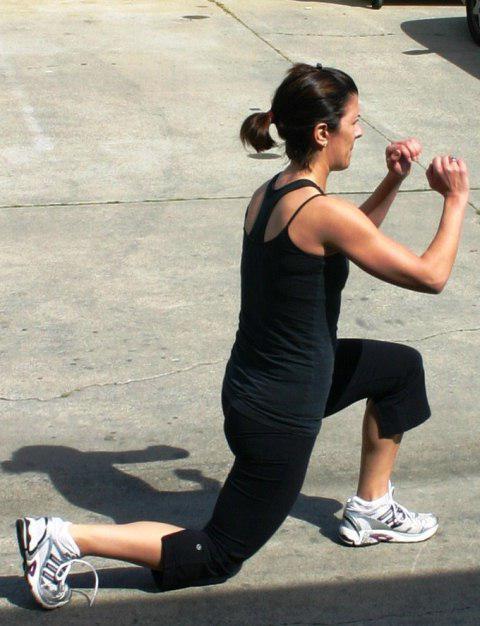 usposabljanje za izgorevanje maščob