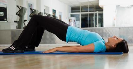 trening izgorevanja maščob v telovadnici