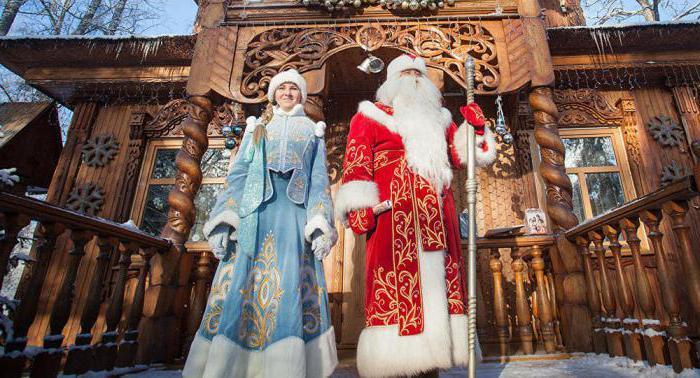 адрес на резиденцията на Дядо Коледа в Беловежска пуща