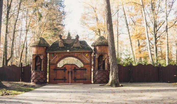 екскурзия до резиденцията на Дядо Коледа, Беловежска пуща