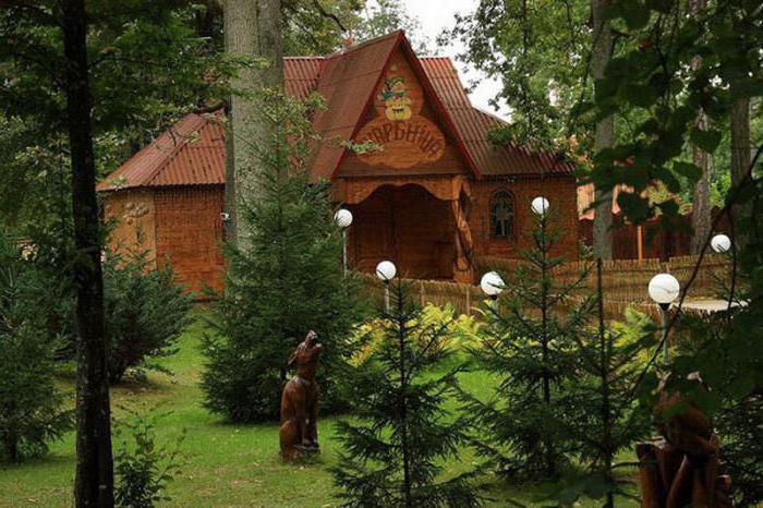 откриване на резиденцията на Дядо Коледа в Беловежска пуща