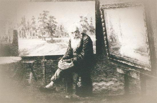 foto di segale shishkina